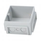 Legrand Коробка монтажная Пластик 3 модуля.