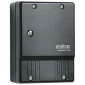 Steinel NM 2000 IP 54 black/ выключатель сумеречный настенный, мощ.1000вт